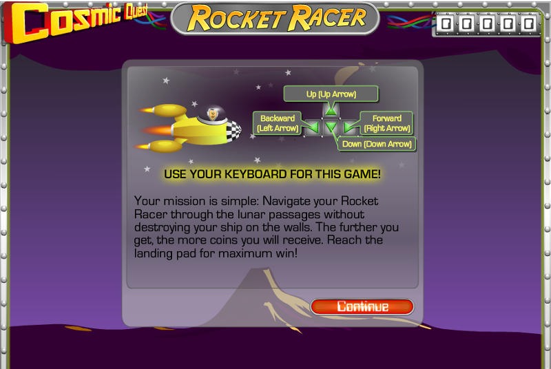 cosmic-quest-2-bonus-game-rocket-racer