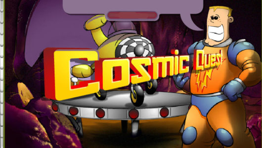 Cosmic Quest 2: Mystery Planets slot review