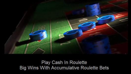 Cash In - Cashout Roulette