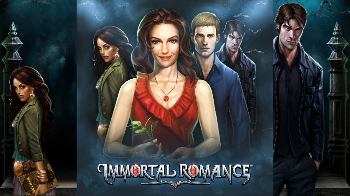 Immortal Romance Slot Review, Tips, Bonus, Free Spins, Play Free